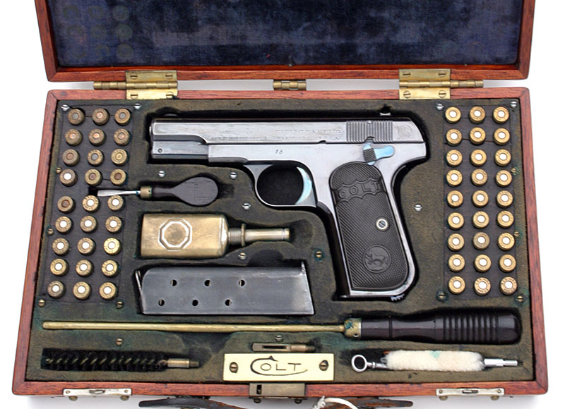 Colt Model 1908 .380 ACP Serial Number 15